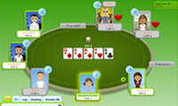 Multiplayer Poker